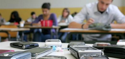 Smartphone-scuola