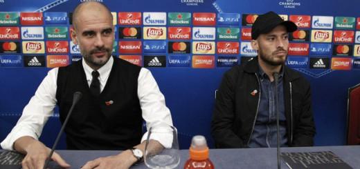 Guardiola e Silva
