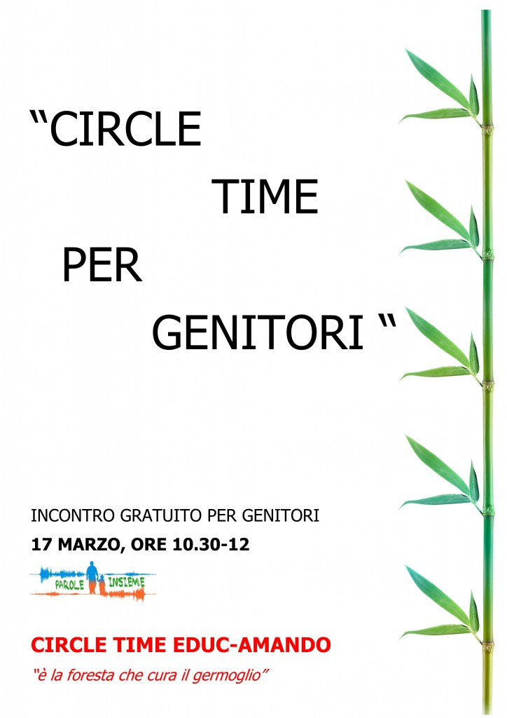 Circle TIme 17 marzo 2018_01