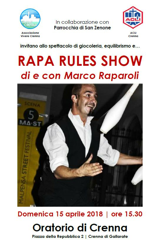RAPA RULES SHOW
