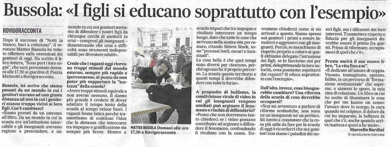 Educazione Figli Esempio