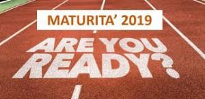 MATURITA'2019