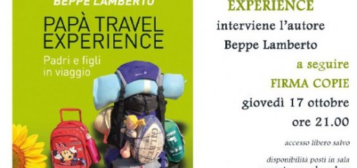 Papa Travel Experience Presentazione IMG